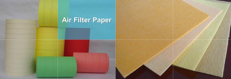 Filter paper separation